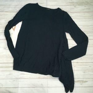 Stella Carakasi Sweaters - stella carakasi womens m cotton blend turquoise sw